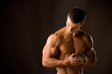Еда для роста мышц