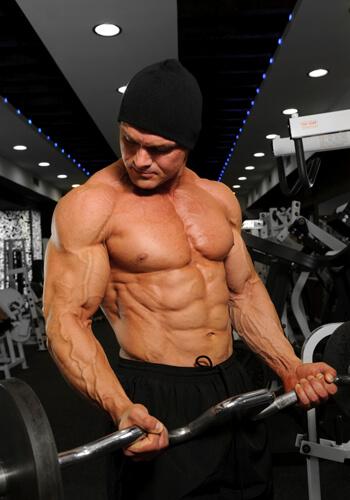 как правильно накачать дельтовидные мышцы