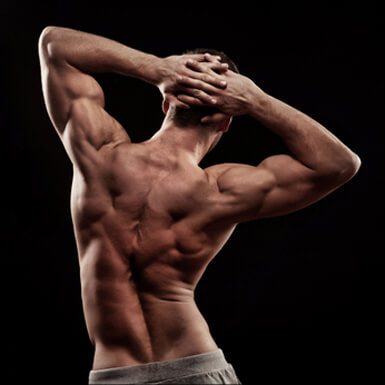 Красивая спина – залог правильно осанки