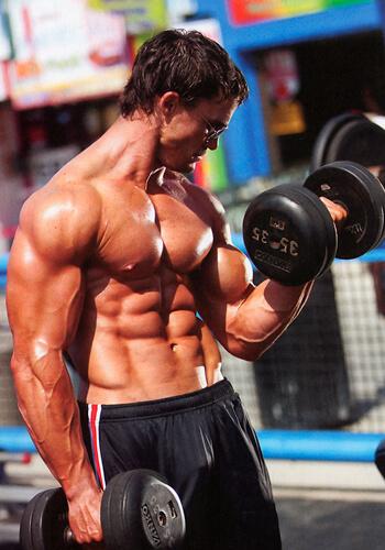 Восстановление и набор мышечной массы