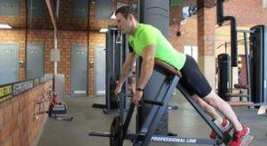 Тяга Т-штанги в положении лежа: работающие мышцы и техника выполнения
