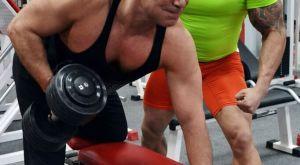 Тренировки Шифрина как способ держать себя в форме