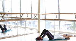 Ситапы с бодибаром: работающие мышцы и техника выполнения