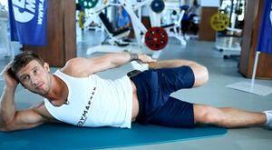 Растяжка квадрицепсов лежа на боку: работающие мышцы и техника выполнения