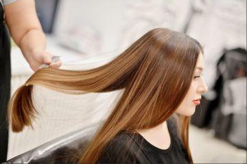 Как получить гладкие прямые волосы: простые советы по уходу за волосами
