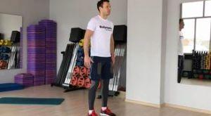 Статическое упражнение «Стульчик»: работающие мышцы и техника выполнения