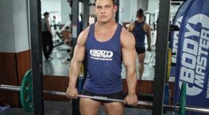 Шраги со штангой: работающие мышцы и техника выполнения