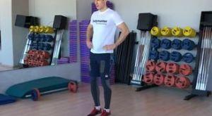 Выпады назад с собственным весом: работающие мышцы и техника выполнения