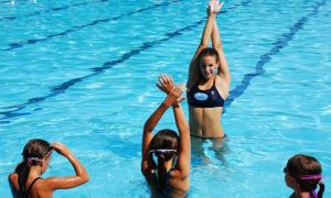 Плавание для укрепления мышц