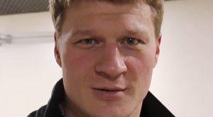 Как тренируется Александр Поветкин?