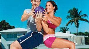 Упражнения для совместной тренировки