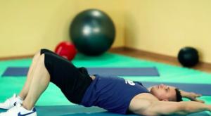 Растяжка мышц нижней части спины в положении лежа: работающие мышцы и техника выполнения