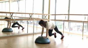 Скалолаз на босу: работающие мышцы и техника выполнения
