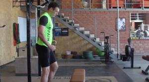 Перепрыгивания через скамью: работающие мышцы и техника выполнения