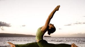 Упражнения для растяжки на поперечный шпагат