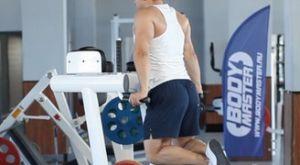 Отжимания на брусьях: работающие мышцы и техника выполнения