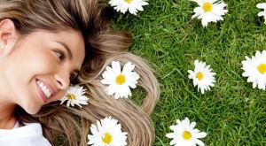 Ромашка для волос — как правильно осветлить и ополаскивать