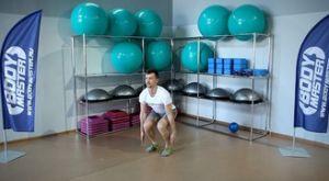 Прыжки звёздочкой: работающие мышцы и техника выполнения