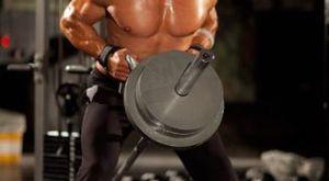 Тяга Т-грифа: работающие мышцы и техника выполнения