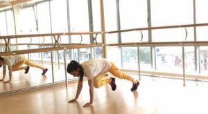Медленный скалолаз: работающие мышцы и техника выполнения
