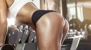 Как накачать попу девушке в зале к летнему сезону, упражнения для попы