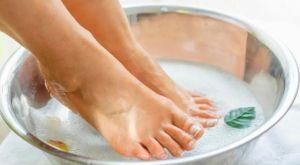 Средства для ног с эфирными маслами
