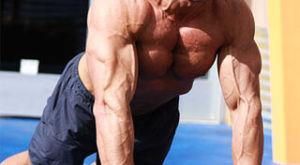 Денис Семенихин — программа тренировок на спину, бицепс и трицепс