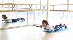 Гребля с бодибаром: работающие мышцы и техника выполнения