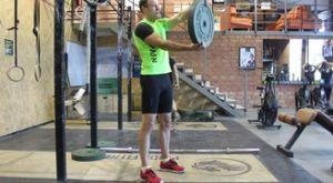 Вращение диска на вытянутых руках перед собой: работающие мышцы и техника выполнения