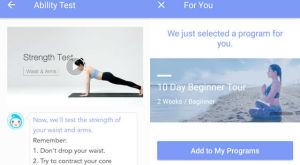 Как заниматься йогой каждый день с Daily yoga fitness