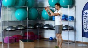 Запрыгивания на ящик: работающие мышцы и техника выполнения
