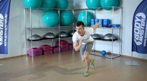 Прыжки с ноги на ногу в бок: работающие мышцы и техника выполнения