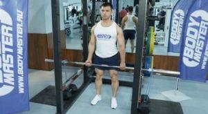 Тяга в силовой раме с резиной: работающие мышцы и техника выполнения