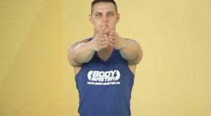 Динамичная растяжка грудных мышц: работающие мышцы и техника выполнения