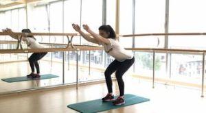 Упражнение Пружина: работающие мышцы и техника выполнения