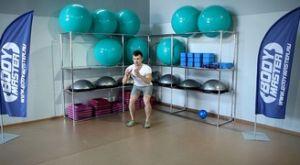 Прыжки в длину с места: работающие мышцы и техника выполнения