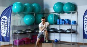 Подскоки через ящик из стороны в сторону: работающие мышцы и техника выполнения