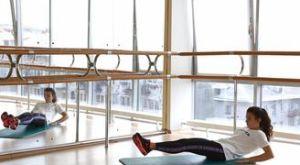 Складка с упором в пол: работающие мышцы и техника выполнения